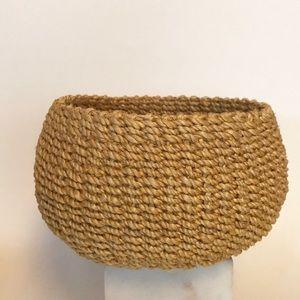 Vintage | Woven Basket